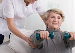 thuis fysiotherapie